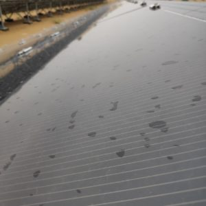 Can Solar Panels Have Self-Cleaning Properties?