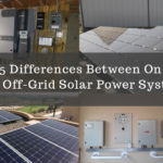 Top 5 Differences Between On-Grid and Off-Grid Solar Systems